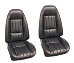 1980-81 Camaro Standard Front Seat Covers