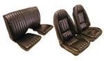 1980-81 Camaro Standard Front & Rear Seat Covers