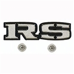 1969 Camaro RS Rear Panel Emblem