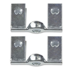 1967-68 Camaro Dash Carrier Clip Set