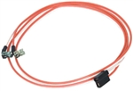 1975-77 Camaro Dome Light Wiring Harness