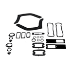 1968 Chevelle Paint Gasket Set