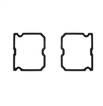 1971-72 Chevelle Park Light Housing to Body Gasket, Pair
