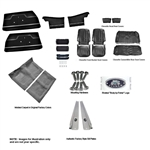 1970 Chevelle Convertible Interior Kit