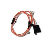 1968-72 Chevelle Console Wiring Harness with Automatic Trans