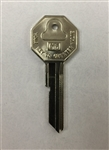 Original GM octagon Head C-Code Key Blank