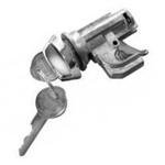 1968 Chevelle Glove Box Lock Pear Head Key