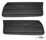 1970-71 Camaro Standard Door Panels - Pair