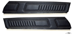 1972 Camaro Standard Door Panels - Pair