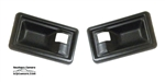 1970-74 Camaro Firebird Door Handle Cups