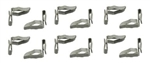 1967-81 Camaro Door Panel Clip Set - 12-pc