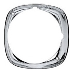 1969 Firebird Outer Chrome Headlight Bezel-LH