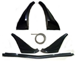 1978-81 Camaro Front / Rear Side Spoiler 5-Pc Kit