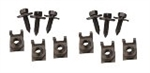 1967-81 F-Body Leaf Spring Mounting Hardware Kit