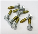 1967-68 Camaro Fuel Filler Neck Screws
