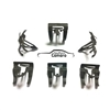 1970-73 Camaro Side Headliner Clip Kit