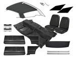 967 Firebird Coupe Std Interior Kit w/Buckets