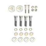 1967-72 F-Body Subframe and Radiator Support Hardware Kit