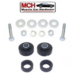 1967-81 Camaro Firebird Radiator Support Bushing & Hardware Kit