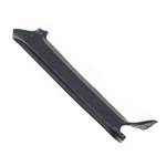 1968-72 Chevelle Metal Pillar Post Molding, LH