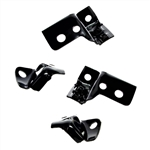 1967-68 Camaro Rear Bumper Bracket Set