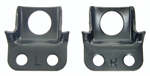 1969 Camaro Outer Front Bumper Brackets Pair