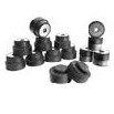 1968-72 Chevelle Convertible Frame Bushing Kit, 14-Pc