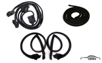 1970-81 Camaro Basic Weatherstrip Kit