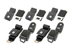 1967-69 F-Body Standard 5-Pc Seat Belt Set