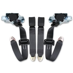1993-2002 Firebird 3-Point Seat Belt Conversion Kit