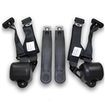1967-1969 Camaro 3-Point Seat Belt Conversion Kit