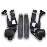 1970-73 Camaro 3-Point Seat Belt Conversion Kit