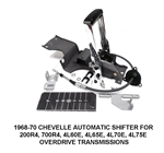 1968-70 Chevelle Automatic Shifter Kit for 4L60E, 4L65E, 4L70E, 4L75E Overdrive Transmission