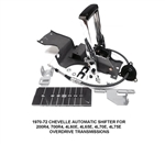 1971-72 Chevelle Automatic Shifter Kit for 4L60E, 4L65E, 4L70E, 4L75E Overdrive Transmission