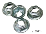 "1/4"" Speed Nuts 4-Pack"