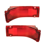 1966 Chevelle Tail Light Set
