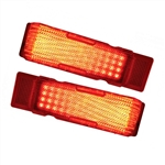 1968 Chevelle LED Tail Light Set