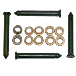 1967-69 Camaro Door Hinge Pin and Bushing Kit