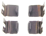 1967-69 F-Body Roof Rail Blow-Out Clips