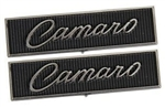 1968-69 Camaro Standard Door Panel Emblems