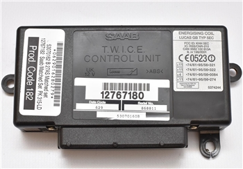 Saab 07-09  9.5 TWICE UNIT WITH TRANSPONDER 12767179