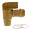 "2"" FDA Approved 55 Gallon Drum Faucet"