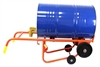 Wesco 30BTW - 55 gallon drum cart