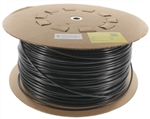 "1/4"" Diameter - 1000' UV Black Chemical Tubing"