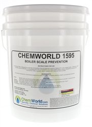 Steam Boiler Scale Prevention Chemical - 5 to 55 Gallons