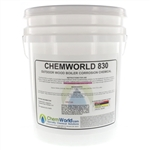 Wood Boiler Anti-Corrosion Chemical - 1 Gallon