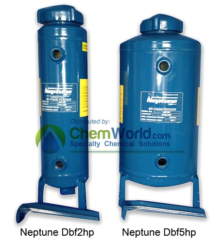 Neptune DBF-5HP Chemical Feeder