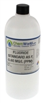 Fluoride Standard as F, 0.60 mg/L (ppm)
