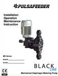 Instruction Manual Blackline Series MD