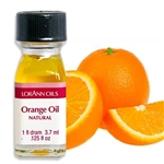 Orange Oil Natural - 0.125 oz